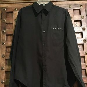 Tripp men's bottom down shirt